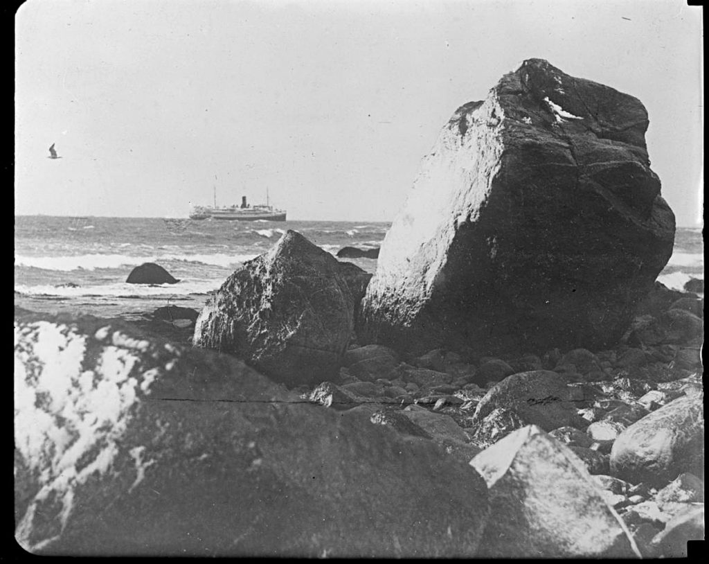 SS Robert E. Lee Rescue and Heroics off Manomet Point 1928